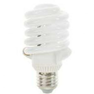 LAMPADA CFL SPIRALE MINI 24W 2700K E27 59x105, LM1445, RAEE INCLUSA NEL PREZZO - cod. 39.806T44C
