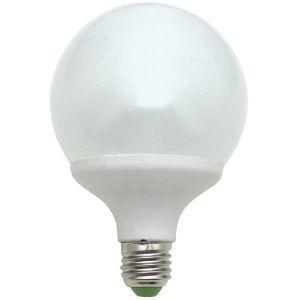 LAMPADA CFL MAXISFERA 30W 6500K E27 105x152 LM1800, 8000H, RAEE INCLUSA NEL PREZZO - cod. 39.80813F