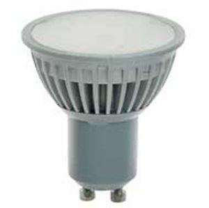LAMPADA LED DICROICA, GU10, 6W, 14 LED SAMSUNG,120°, 3000K, 220Vac, LM360, 50*55mm BLISTER - cod. 39.910207C
